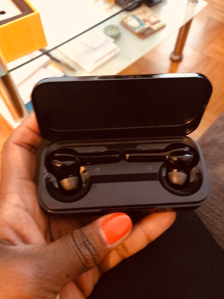 Mifa X3  TWS Wireless Earbuds bluetooth 5.0 Headset True Wireles Stereo Noise cancelling Earphone with microphone handsfree call-in Bluetooth Earphones & Headphones from Consumer Electronics on AliExpress