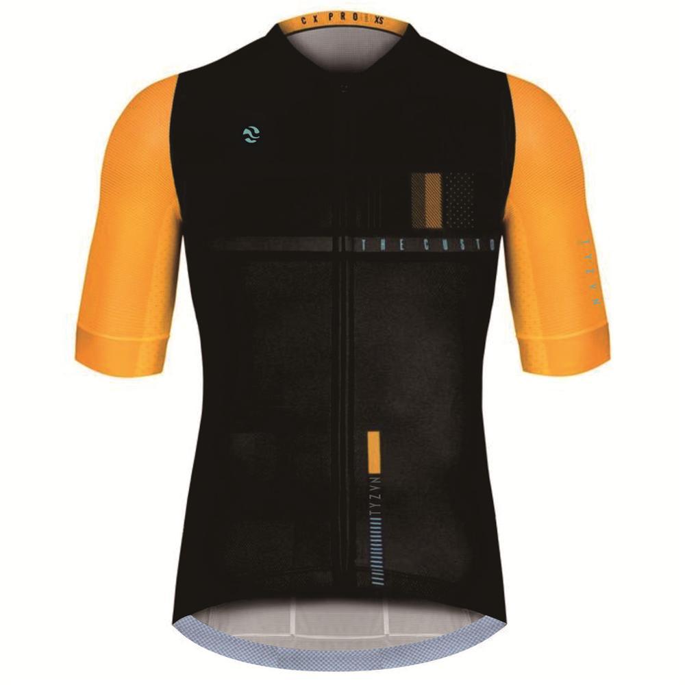 TYZVN 2020 koszulka kolarska pro team mężczyźni lato zestaw completini ciclismo odzież rowerowa ropa de hombre bib spodenki żelowe mtb maillot