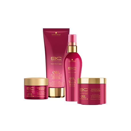 BONACURE OIL M NUEZ BRASIL TREATMENT 150ML