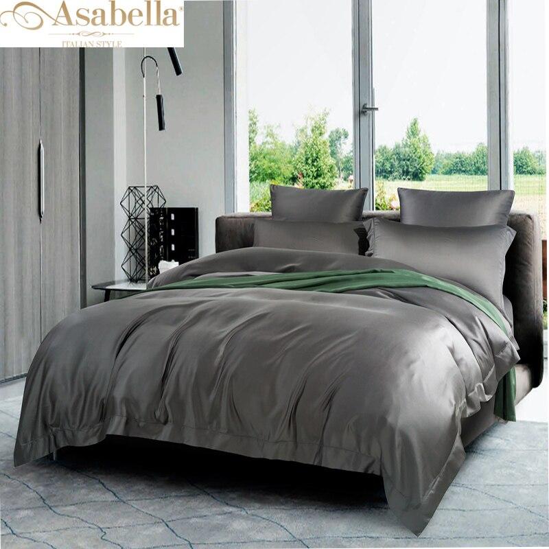 цена на Bedding Set Asabella тенсел однонотонный 1042-5