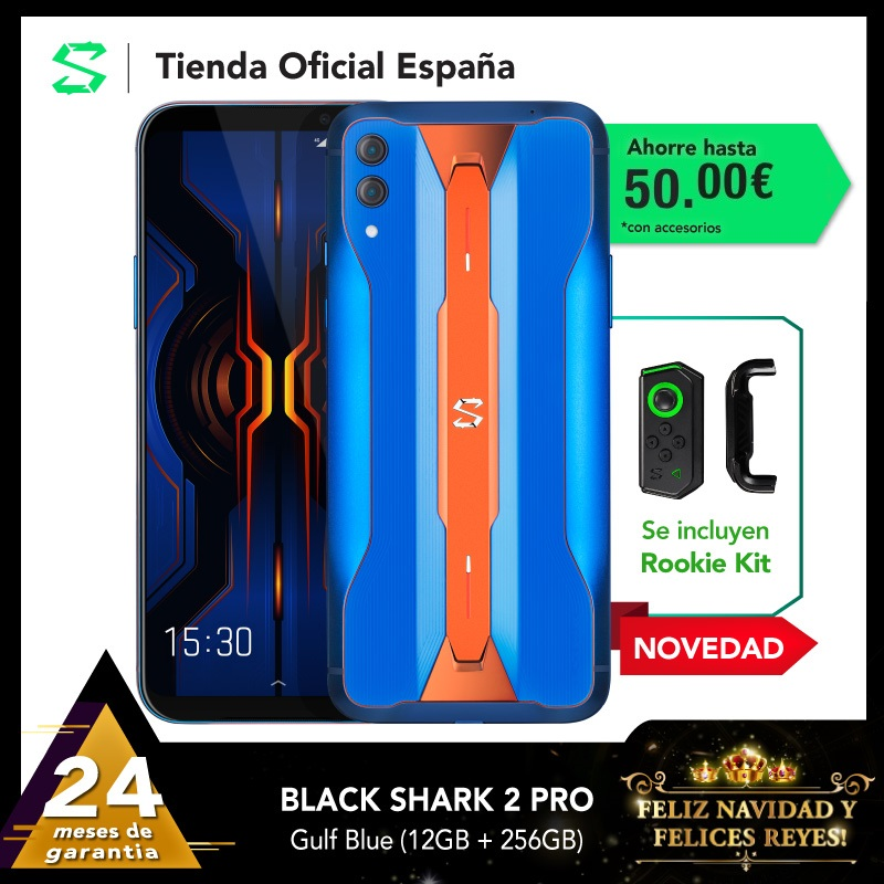 EU Version Black Shark 2 PRO 12G 256G (24 Months Official Warranty) LATEST ARRIVAL!