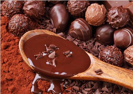 对于高热量的巧克力最好控制小孩的摄入量-养生法典