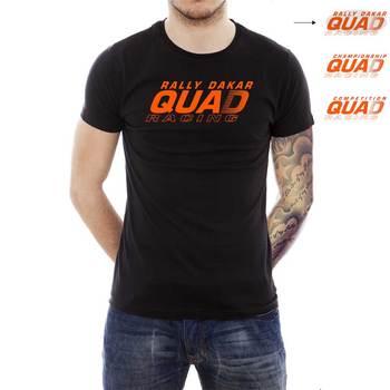 Camiseta Moto Quad championship, Quad Dakar, Quad Competition, campeonato del mundo quad, racing, quadcross, para hombre, mujer.