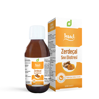 цена на Natural Turmeric Liquid Extract (GMP Certified Syrup) 100 ml