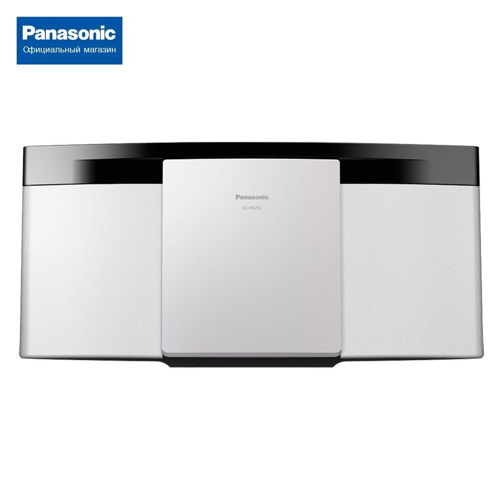 лучшая цена Микросистема Panasonic SC-HC200EE-W