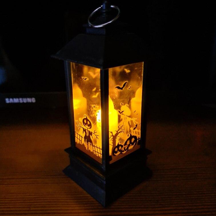 Halloween Retro Small Oil Lamp Halloween Decoration For Home 2020 Halloween Decoration Party Supply Horror Props Trick Or Treat
