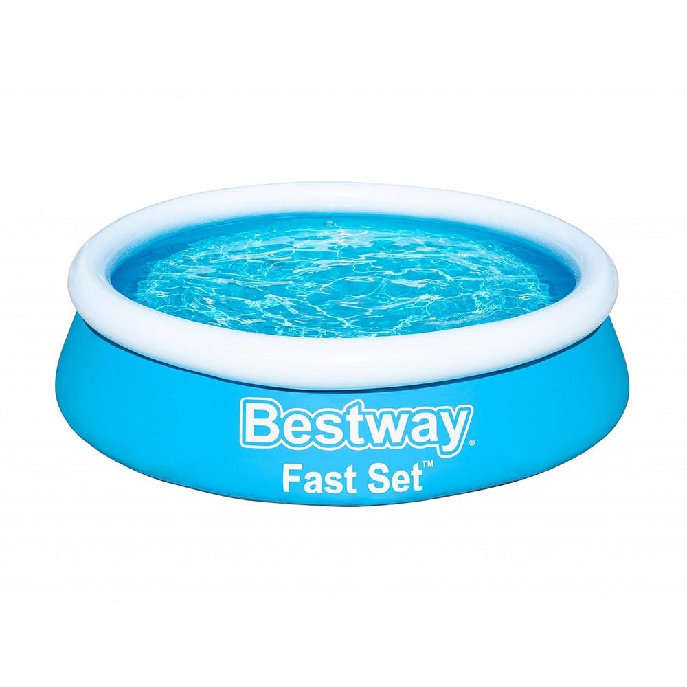 Bestway Pool Fast Set, PVC, 183x51 Cm,