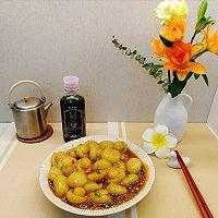 """#美食说出""""新年好""""#蘑菇还是土豆吃了才知道~土豆蘑菇的做法图解12"""