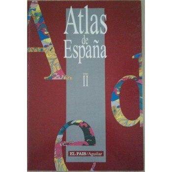 Atlas of Spain Volume II. (María Fernanda Enríquez de Salamanca).