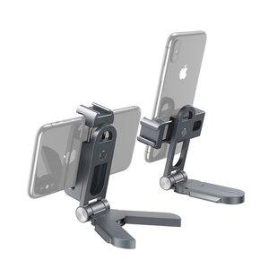 Image 5 - SmallRigผู้ถือสมาร์ทโฟนสากลสำหรับIphone X/XS Vloggingอุปกรณ์เสริมโทรศัพท์มือถือClamp Mountรองเท้าเย็นMount  2415
