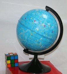 Globe ciel étoilé 210mm de diamètre, avec rétro-éclairage