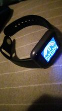Amazing! The case is a bit damaged but nothing that changed the function of the watch. Got