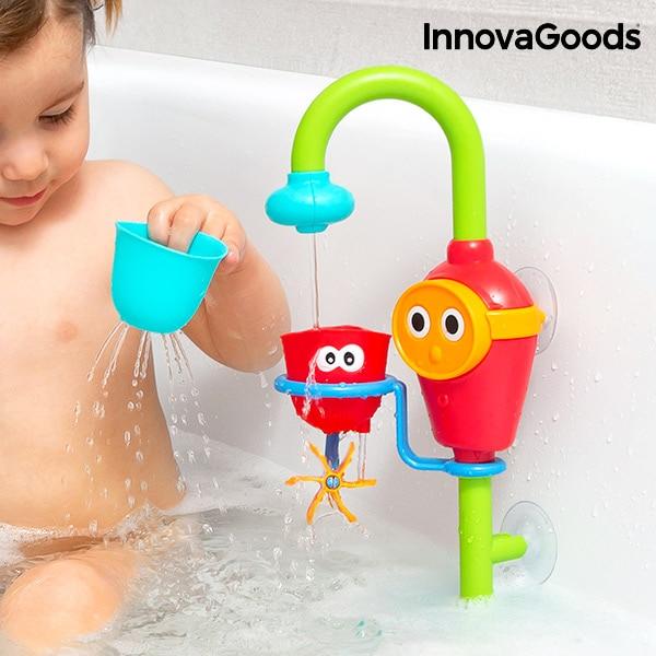 InnovaGoods Flow & Fill Bath Toy