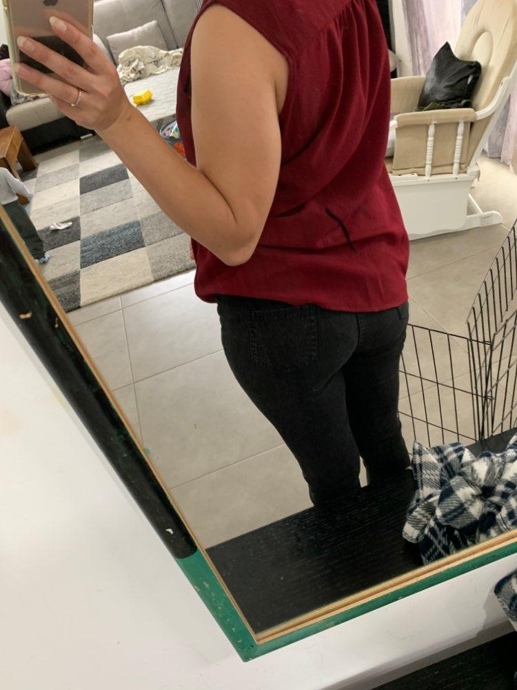 Jeans Maternidade Mulheres Roupas
