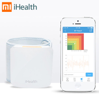 iHealth For Xiaomi Wrist Blood Pressure Monitor Smart Automatic Pulse Monitor Cuff Electric Sphygmomanometer Heart Beat Meter