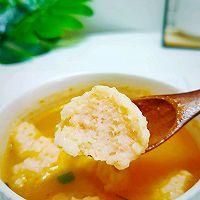 番茄鲜虾丸子汤的做法图解10
