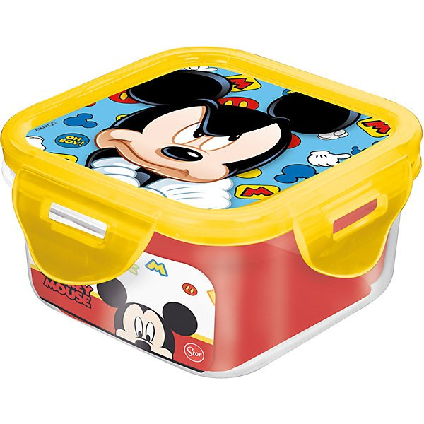 Plastic Container Stor Mickey Mouse 290 Ml