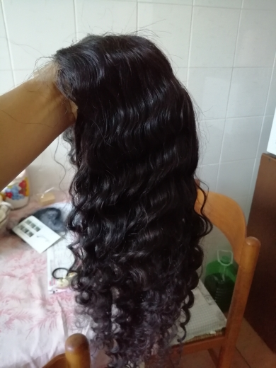 Deep Wave Closure Wig Human Hair Lace Frontal Wigs 180 Lace Front Wig Pre Plucked Bleached Knots Wigs Remy 4x4 Frontal Lace Wig|Human Hair Lace Wigs|   - AliExpress