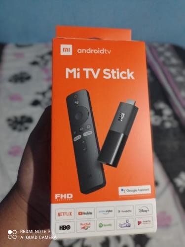 Xiaomi Mi Tv Stick Android tv 9.0 Tv Inteligente Com NetFlix e Amazon Prime Vídeo photo review