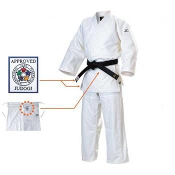 Judogi Mizuno Yusho Japan blanco con homologación antigua talla 4.5