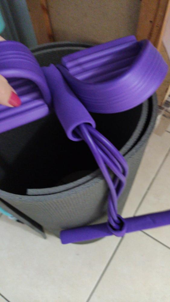 Yoga Resistance Bands, Elastic Sit Up Rope photo review