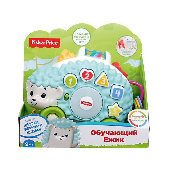 Educational Toy Fisher-Price Music Hedgehog