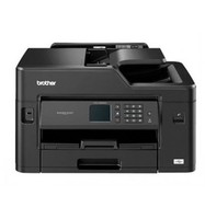 EQUIPMENT MULTIFUNCTION BROTHER MFC J5330DW INK COLOR 22PPM/20PPM COPIER SCANNER FAXING A4 PRINTER DOUBLE FACED