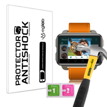 Screen protector Anti-Shock Anti-scratch Anti-Shatter compatible with Lemfo LEM4 Pro