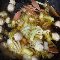 """#美食说出""""新年好""""#家常三鲜汤的做法图解9"""