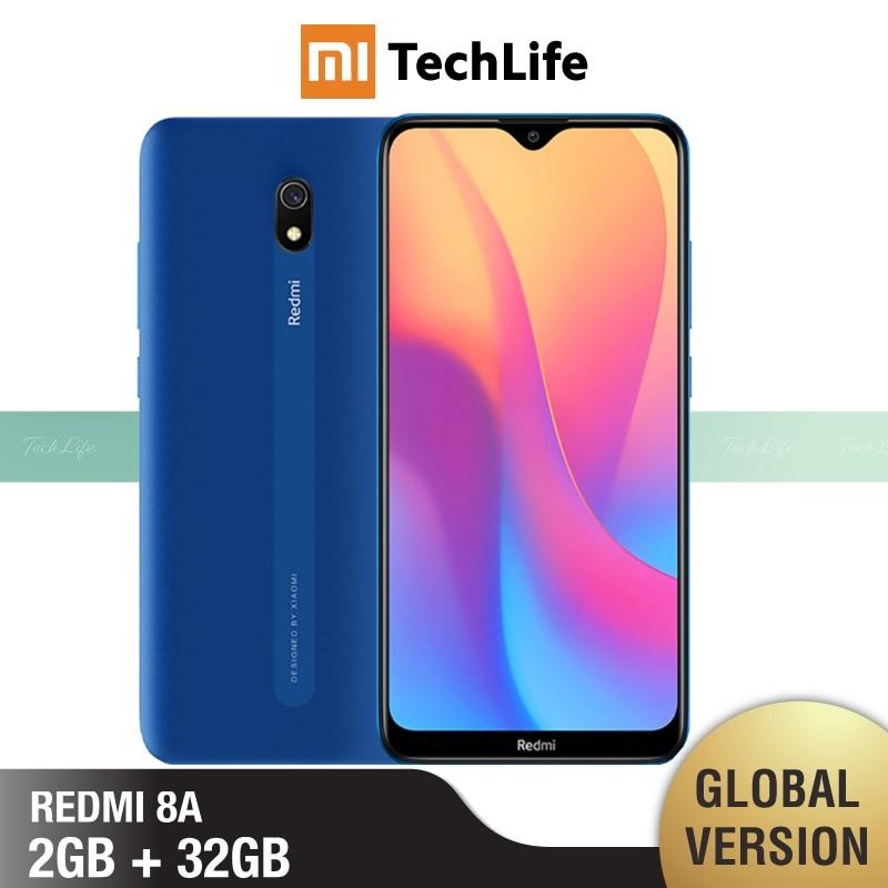 Global Version Xiaomi Redmi 8A 32GB ROM 2GB RAM (Brand New / Sealed) Redmi 8a, Redmi8a. Redmi 8, Redmi8