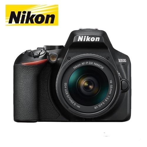 Nikon D3500 DSLR Camera Body & 18 55mm Lens Kit|DSLR Cameras| - AliExpress