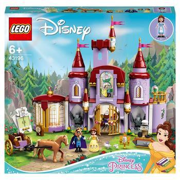 Конструктор LEGO Disney Princess Замок Белль и Чудовища 2