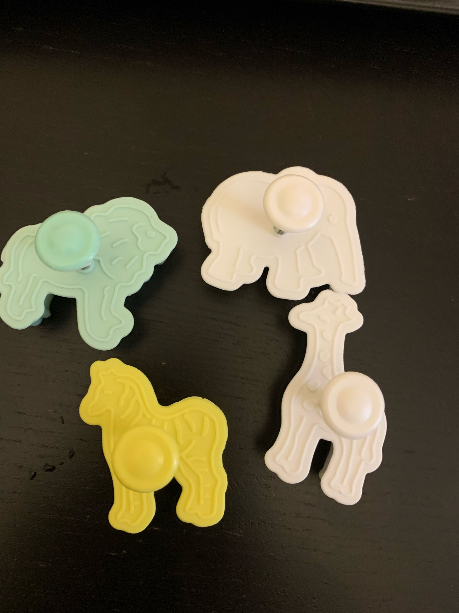 Animal Shaped Cookie Molds photo review
