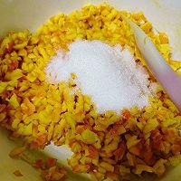 与众不同的糖渍酒香橙皮丁(不去白瓤)的做法图解10