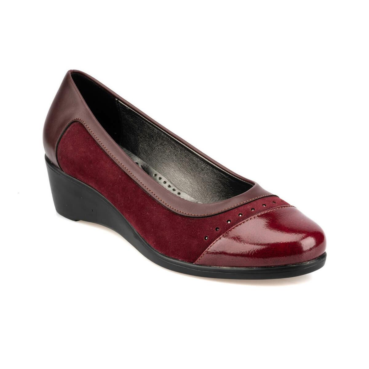 FLO 92.151036.Z Burgundy Women 'S Shoes Polaris
