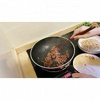 潮汕湿炒芥兰牛肉炒粿条的做法图解12