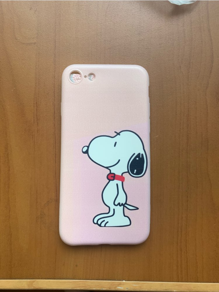 Snoopy iPhone Case photo review