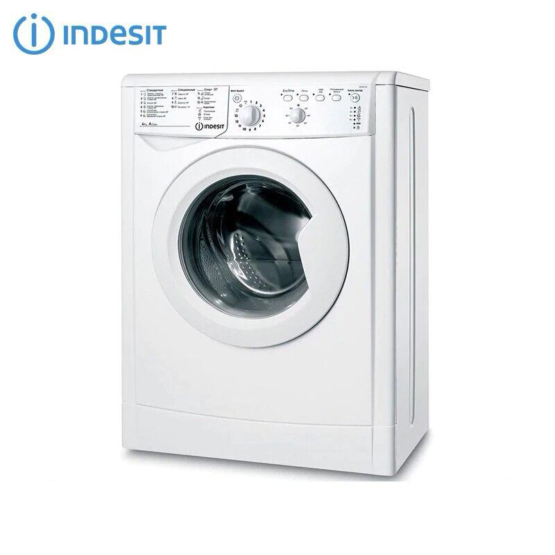 Washing Machine Indesit IWUB 4105 Automatic