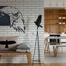 Декоративные металлические настенные аксессуары FOCCAA DESIGNED EAGLE