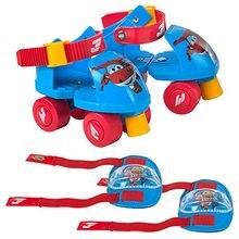 Super Wings adjustable skates (Colorbaby 77012)