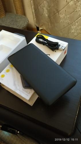 Baseus 10000mAh Power Bank Slim External Battery Pack Dual USB Powerbank Portable Mini Phone Charger For Phone Power Bank    - AliExpress