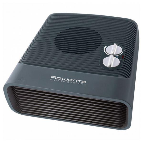 Portable Heater Rowenta Silence Comfort 2400W Black
