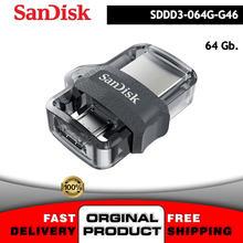 Clé Usb 64 Go Micro Usb 3.0 OGT Clé SanDisk SDDD3 064G G46 Clé Usb Sauvegarde Données Transfert | ProData