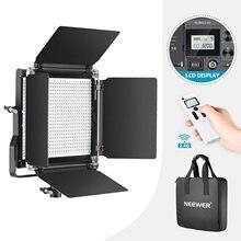 Neewer передовые 24g 660 светодиодный видео светильник dimmable