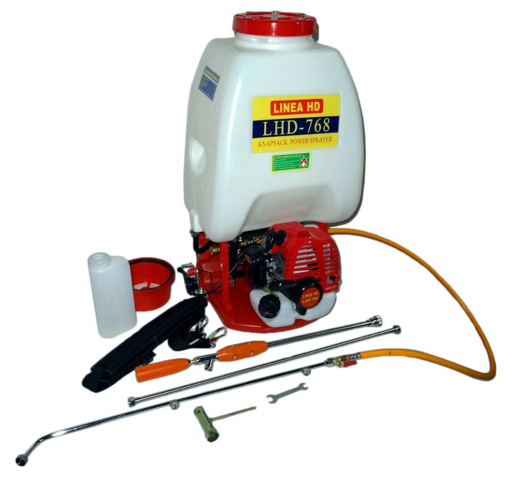 MOUNTED SPRAYER GASOLINE ENGINE 2T 25CC SPRAY KNAPSACK SPRAYER