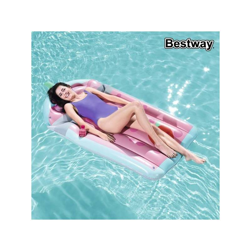 Inflatable Mattress Bestway 44037 (190x99 Cm)