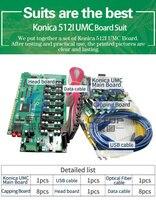 Hot sales inkjet printer konica 512i umc board kit|Printer Parts|Computer & Office -