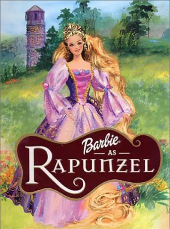 芭比之长发公主