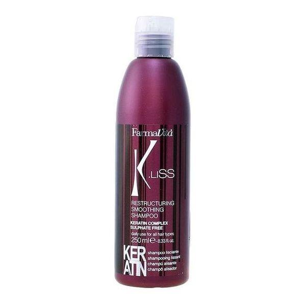 Moisturizing Shampoo K.liss Farmavita