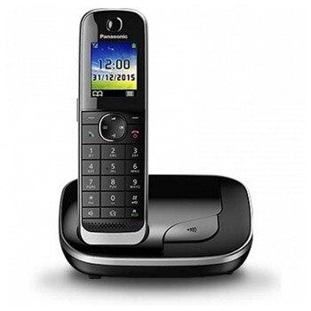 Беспроводной телефон Panasonic KX TGJ310SPB DECT 1,8 TFT GAP Black